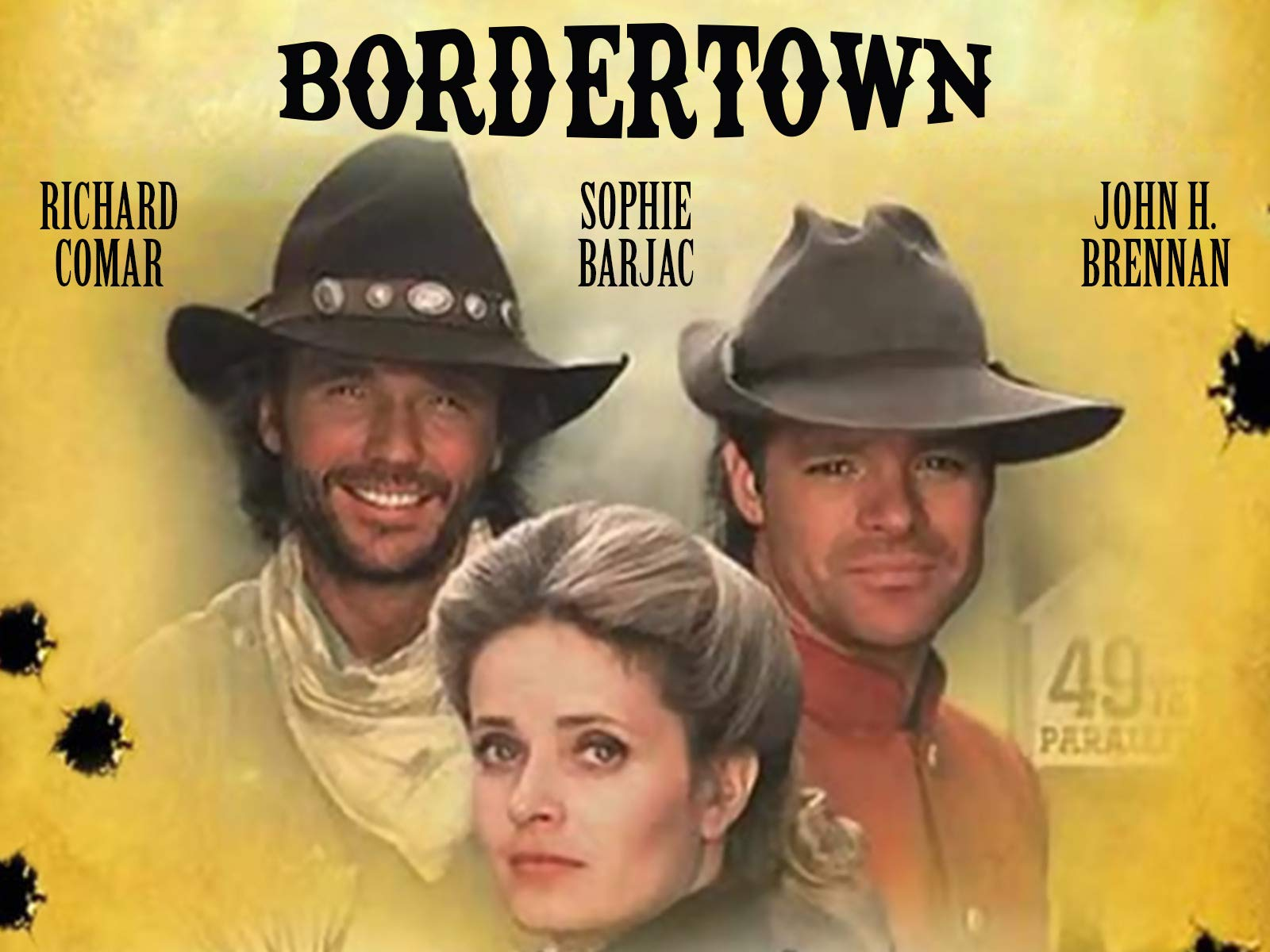 Bordertown on Amazon Prime Video UK