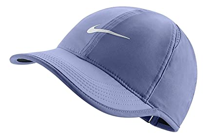 67a5b32744 Image Unavailable. Image not available for. Color: NIKE Featherlight Women's  Adjustable Hat
