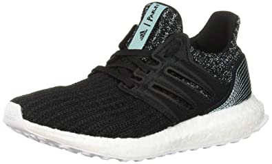 bc29a3a41447d adidas Unisex Ultraboost Parley Running Shoe Black White