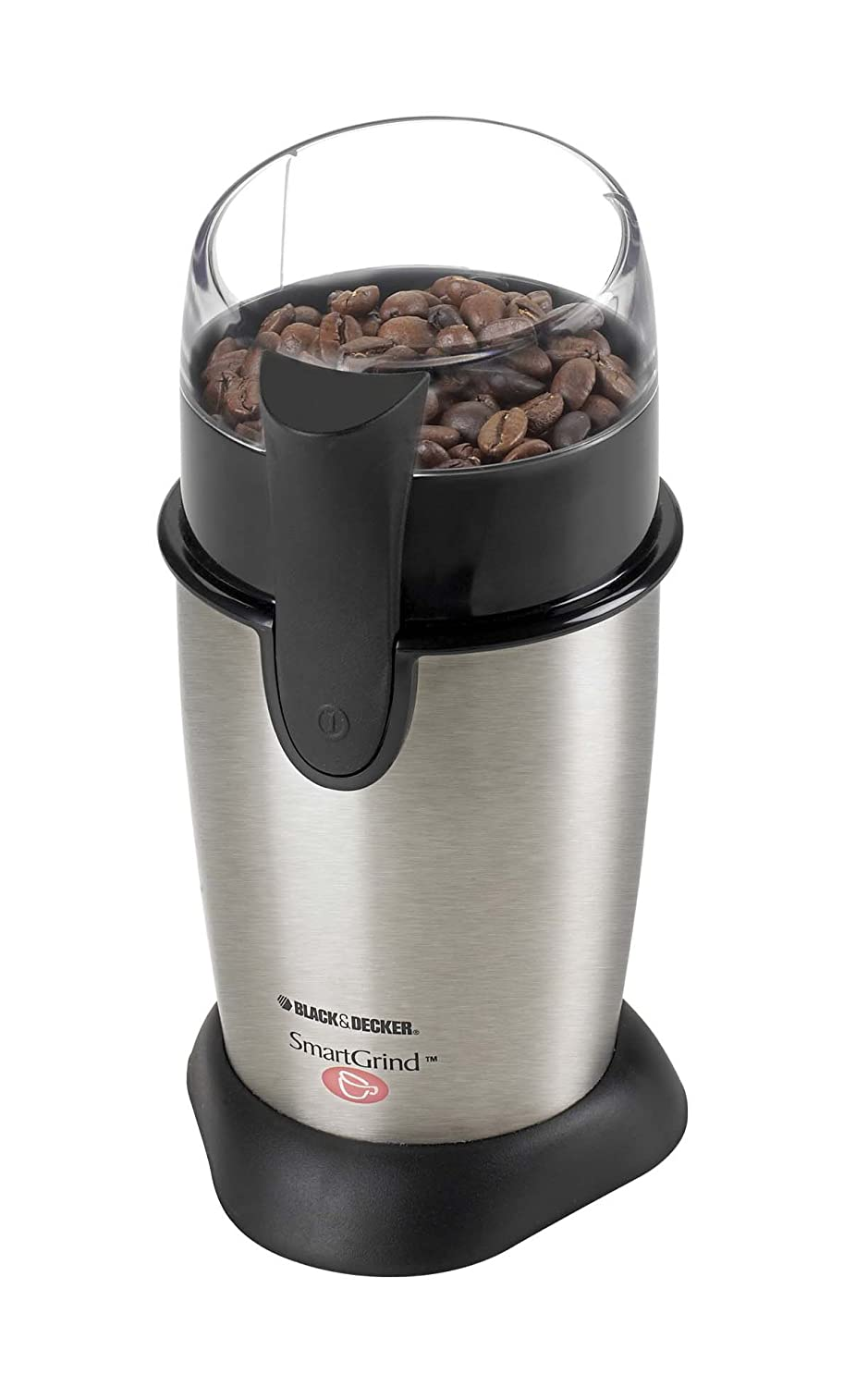 BLACK+DECKER Coffee Grinder, Stainless Steel, CBG100SC Black & Decker