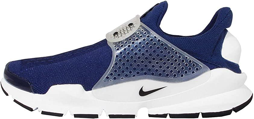 Amazon.com   Nike Men's Sock Dart Navy