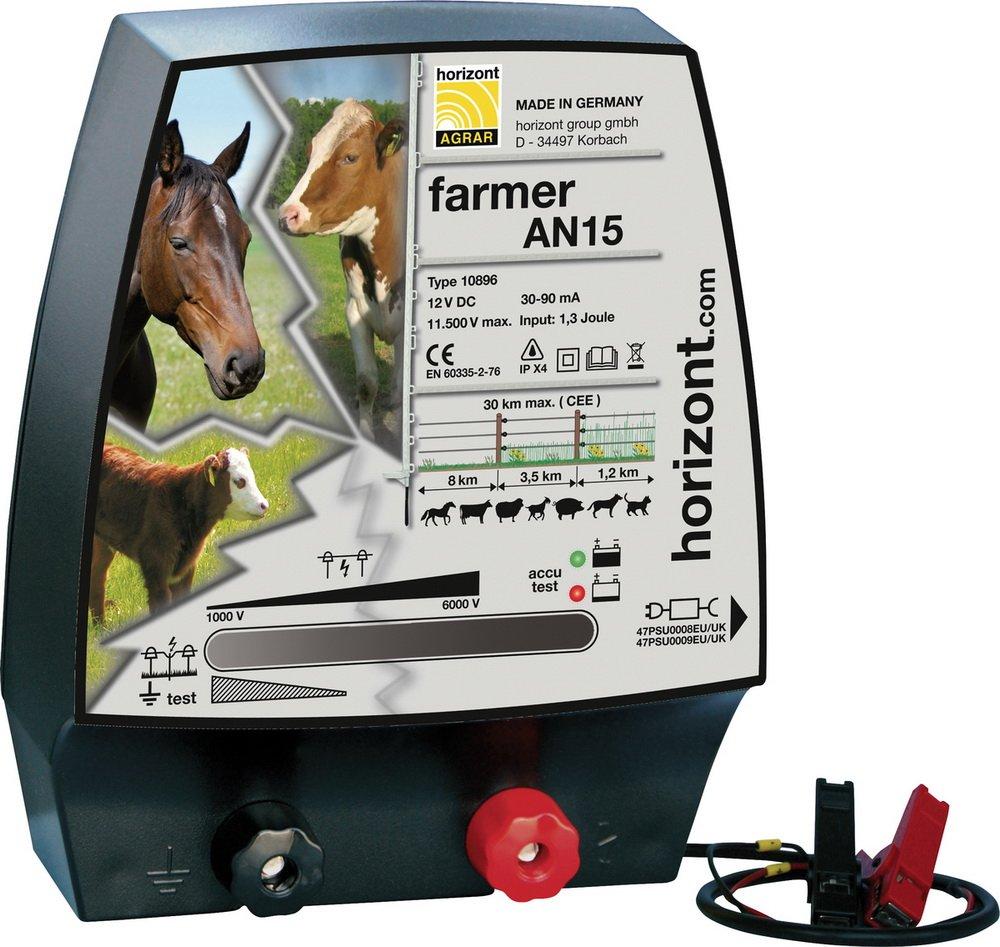 Horizont Weidezaungerät Dualgerät ''FARMER AN15''