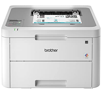 Brother HL-L3210CW Compact Digital Color Printer Providing Laser Printer Quality Results