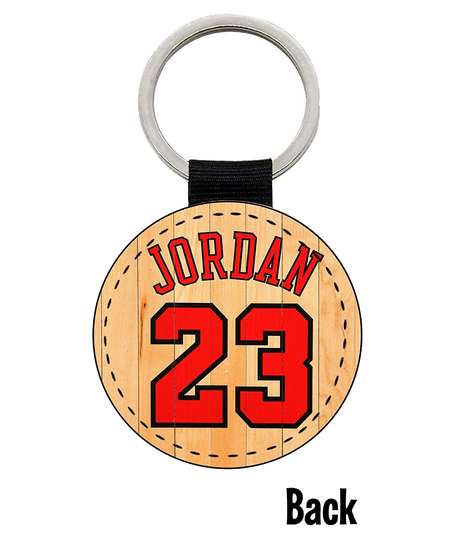 MasTazas Michael Jordan Chicago Bulls Llavero Keyring ...