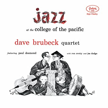 Jazz At The College Of The Pacific [Vinilo]