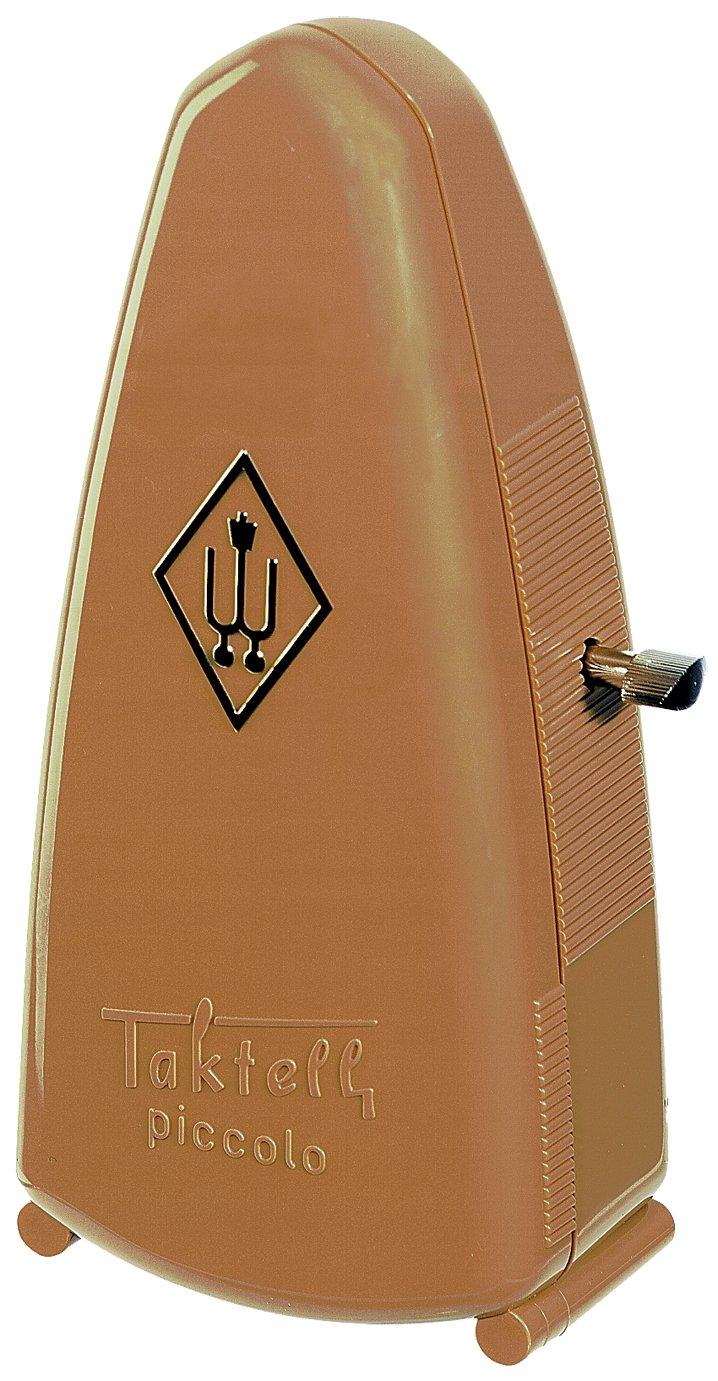 WITTNER 835 Taktell Piccolo Metronome, Light Brown