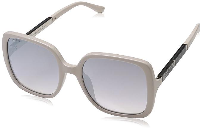 Jimmy Choo Chari/S IC 10A 55 Gafas de Sol, (Beige Grey ...
