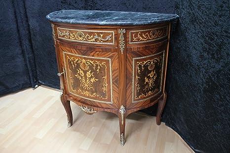 Credenza Antica Con Marmo : Louisxv credenza barocco stile antico petto di marmo