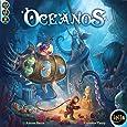 Oceanos Game Board Game