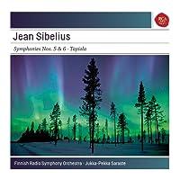 Sibelius: Symphonies No. 5 In E-Flat Major, Op. 82 & No. 6 In D Major, O P. 104; Tapiola, Op. 112