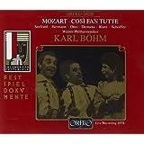 モーツァルト:歌劇「コシ・ファン・トゥッテ」 (2CD)  (Mozart, Wolfgang Amadeus: Cosi fan tutte)