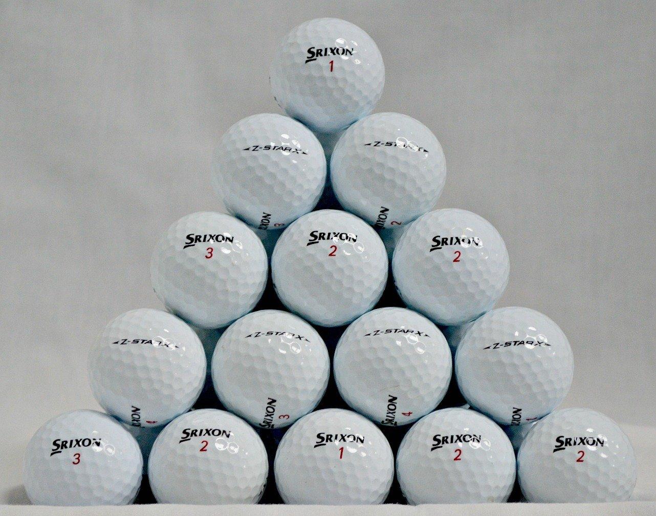 72 Srixon z-star X / XV 3 A / AAAのゴルフボール   B00NMPXI9U