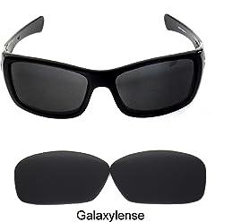 debbc48b50 Galaxy Replacement Lenses For Oakley Hijinx Sunglasses Black Polarized