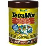 Tetra Tropical Flakes, Nutritional Formula Fish Food with Shrimp, 28g