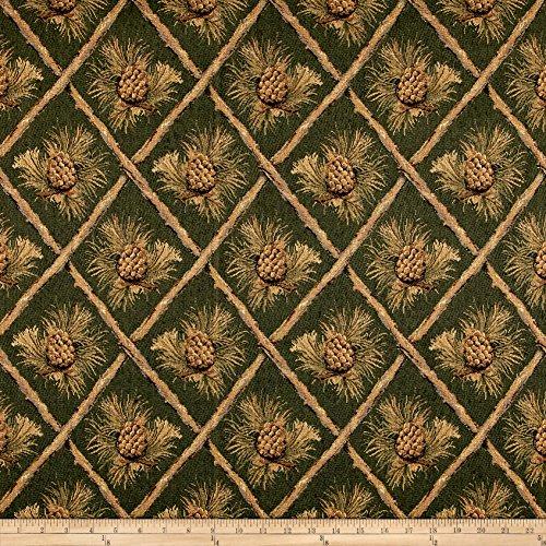 pine cone fabric - 5
