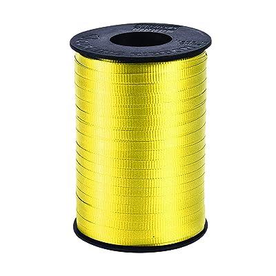 Forum Novelties SK99658 Curling Ribbon, Yellow: Toys & Games