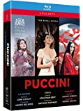The Puccini Opera Collection [Blu-ray]