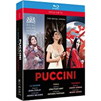 Puccini: La Bohème, Tosca & Turandot (Royal Opera House) [3 s]