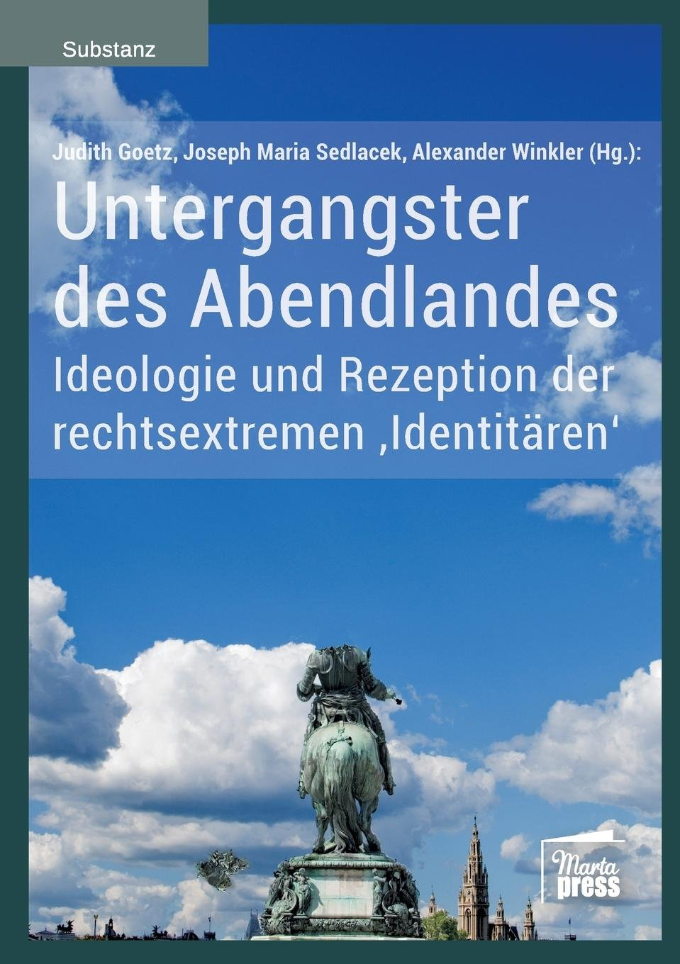 Untergangster Des Abendlandes (German Edition) ebook