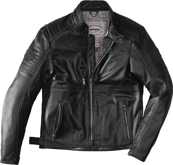 Spidi Clubber 50 chaqueta retro