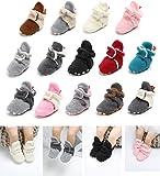 Sawimlgy Baby Boys Girls Warm Fleece Ankle