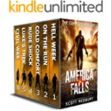 America Falls: The Complete Box Set 1-6