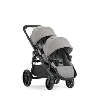 Baby Jogger City Select Lux Double Stroller Includes Second Seat Double Baby Stroller With