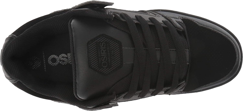 Osiris PXL Black/Light Grey Black