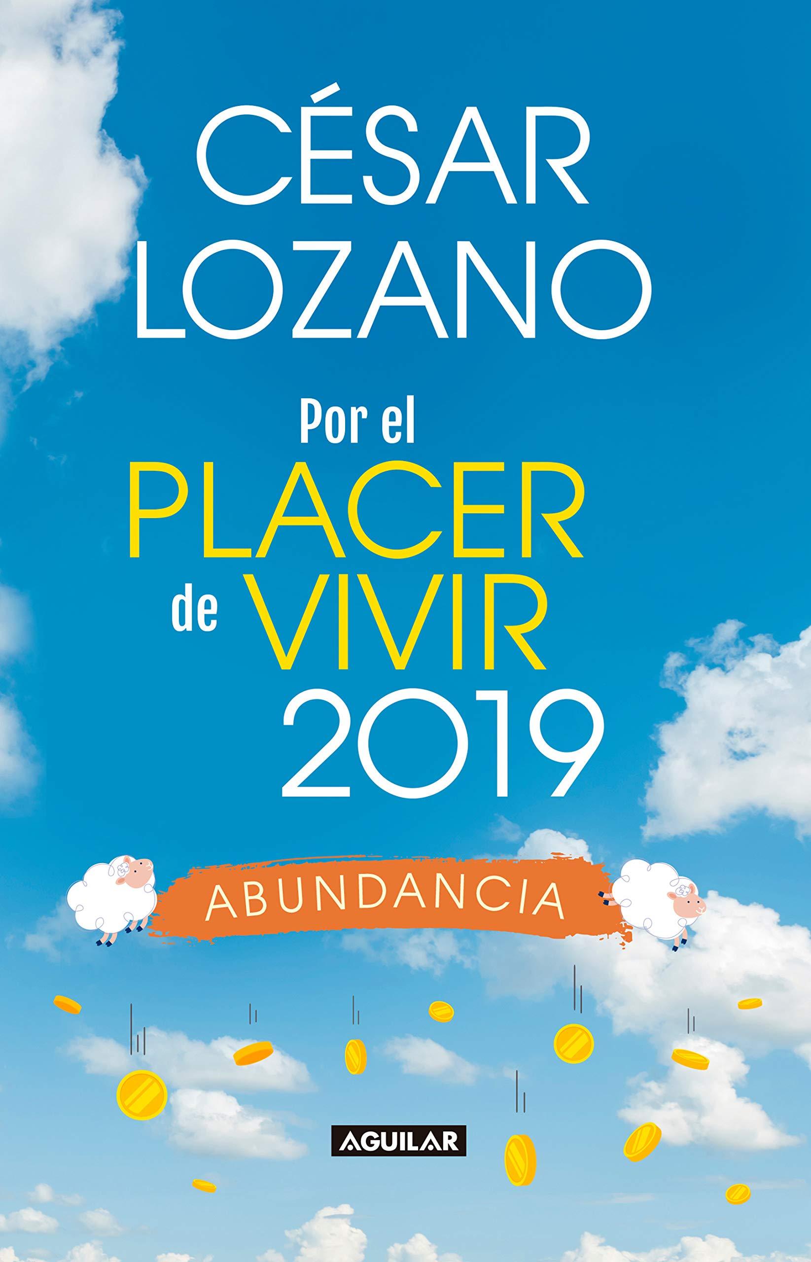 Libro agenda. Por el placer de vivir 2019 / For the Pleasure ...
