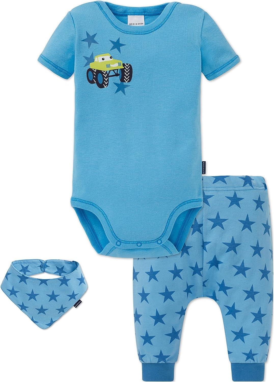 Schiesser Unisex Baby Set Unterw/äsche