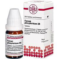 FERRUM phosphoricum D 6pastillas 200Unidades