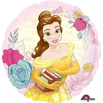 "Kelli's Shop Beauty & The Beast 17"" Balloon (Each): Toys & Games"