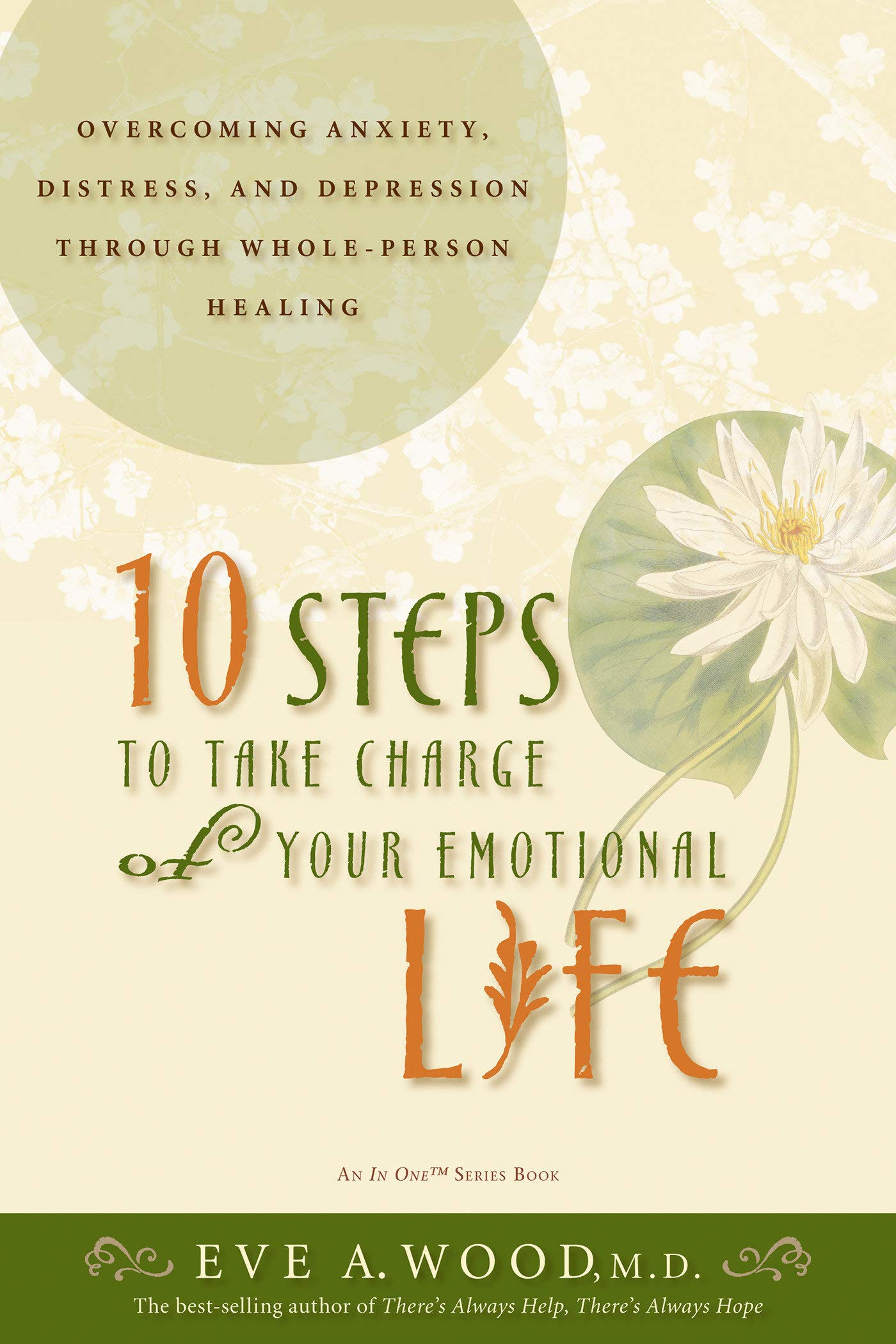 Download 10 Steps to Take Charge of Your Emotional Life: Overcoming Anxiety, Distress, and Depression Through Whole-Person Healing (In One) pdf