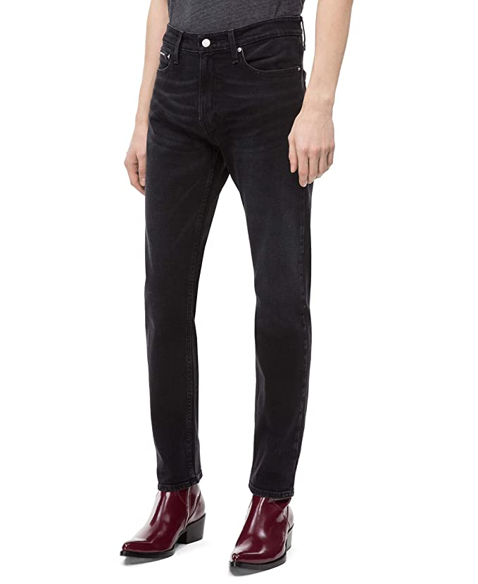 Calvin Klein 卡尔文克莱因 CK 运动型 锥形剪裁 男式牛仔裤 3.4折$29.99 海淘转运到手约¥256