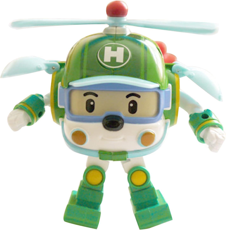 Robocar Poli Helly Transformers