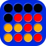 Connect 4 In A Row - 2 Player Strategy Board Game