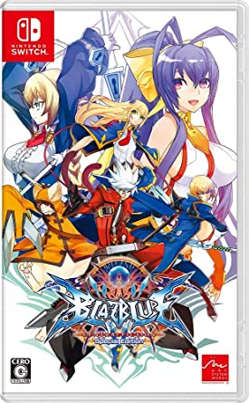 Amazon com: BLAZBLUE CENTRALFICTION Special Edition - Switch