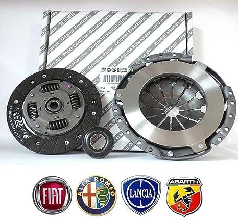 0071791804- Kit de Embrague de 3piezas Original de Fiat Grande Punto 1.3