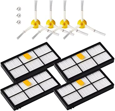 15PCS Replacement Parts for iRobot Roomba 800900 Series 890 891 894 860