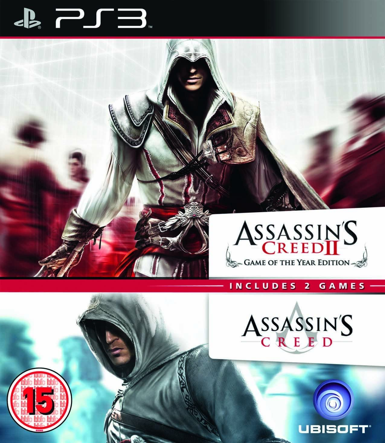 Double Pack Assassins Creed: Includes Assassins Creed + ...