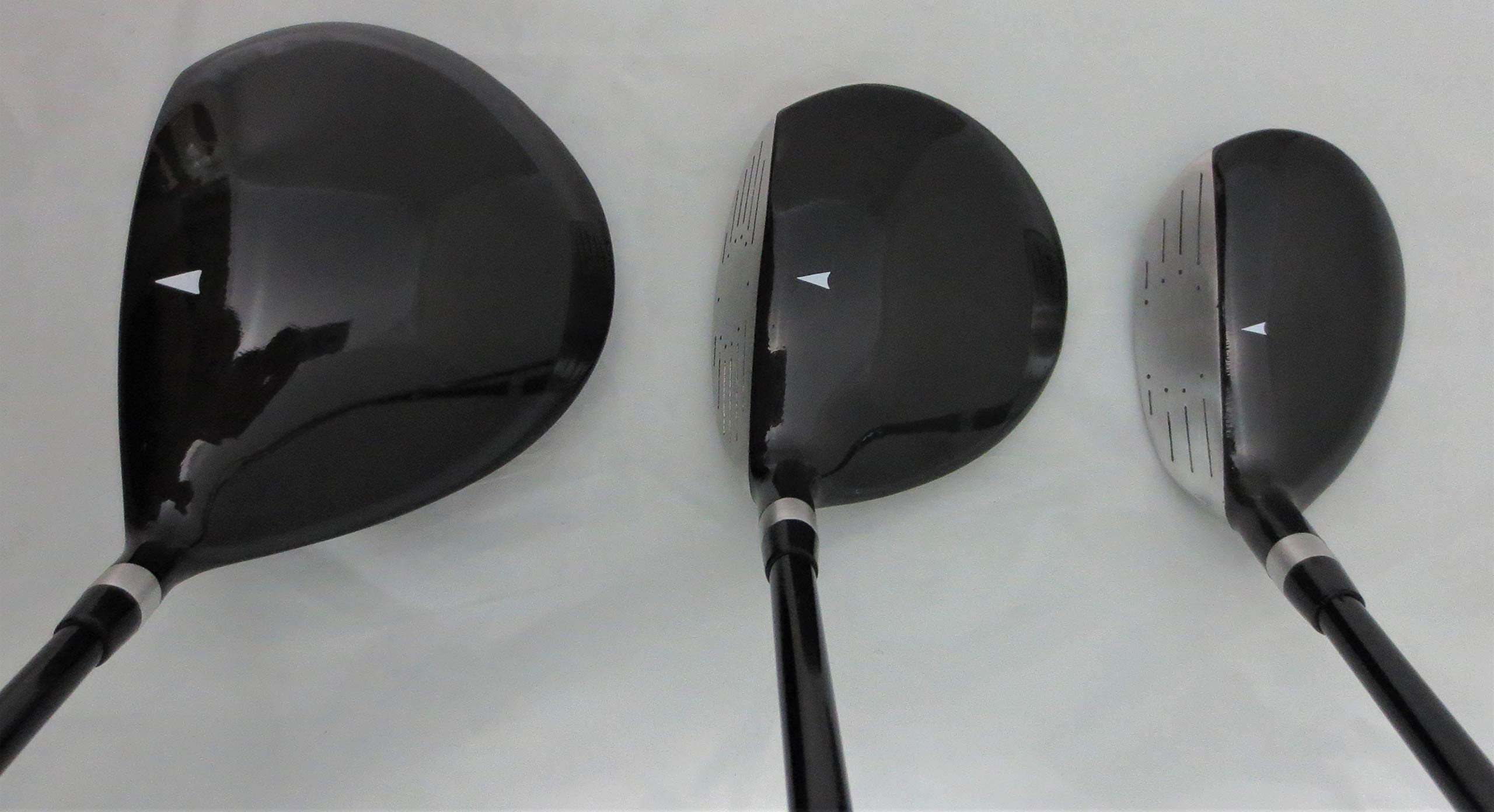 Tartan Sports New Teen Golf Club Set Complete with Stand Bag for Teenagers Ages 13-16 Driver, Wood Hybrid, Irons Putter by Tartan Sports (Image #4)