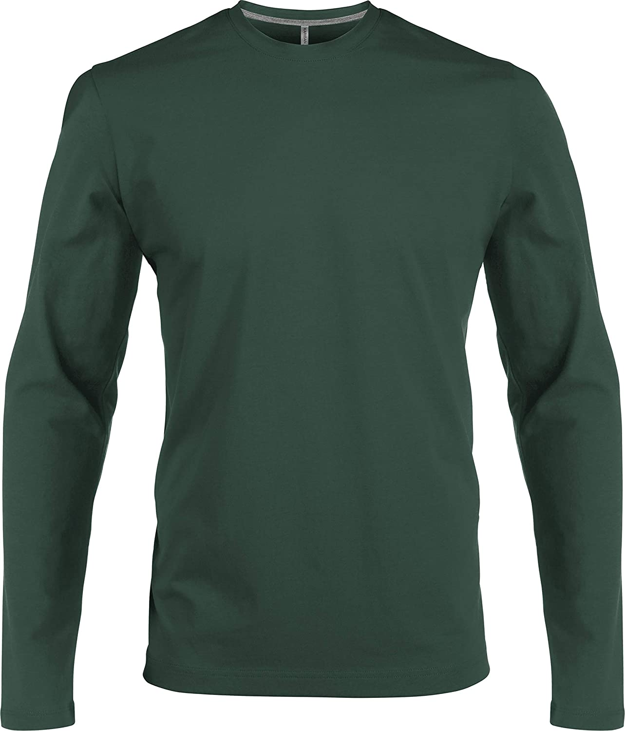 M Kariban NoTrash2003 Long Sleeve Crew Neck T-Shirt 3XL and 4XL XL Easy to Wear in 20 Colours and Sizes S L 2XL