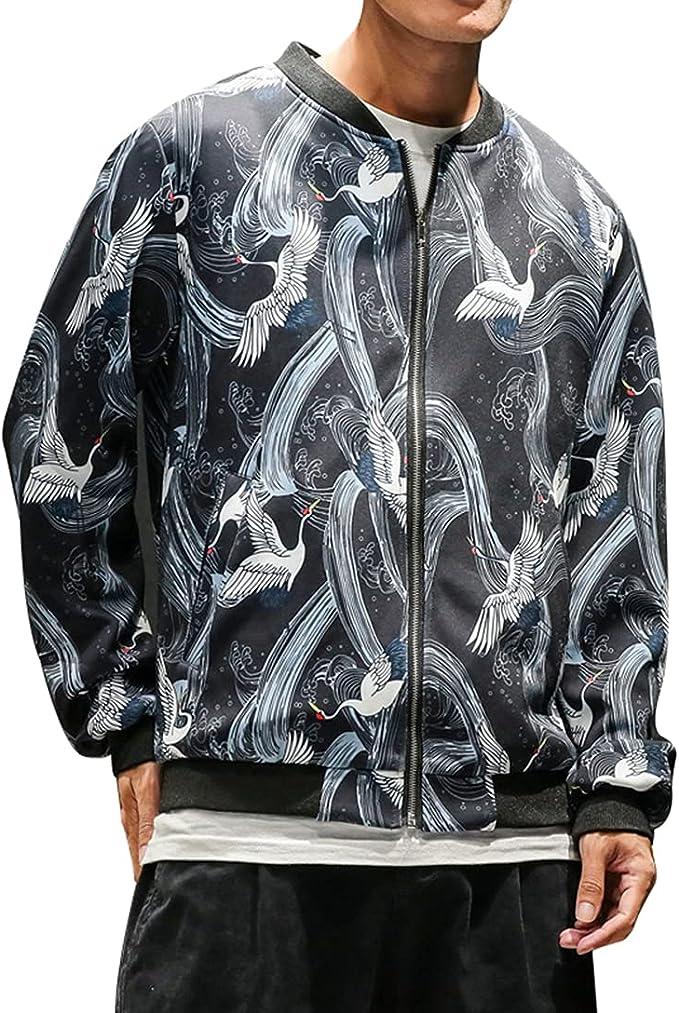 メンズジャケット 春コート 大きいサイズ トップス ジッパー フライトジャケット スカジャン スエード 上着 カジュアル おしゃれ 秋 ファッション ブルゾン アウター M-5XL