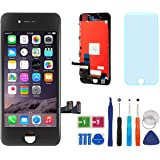 BBSELL Display Completo LCD Assembly Digitizer conversione digitale di touch LCD comprende per iphone 7 (Nero)