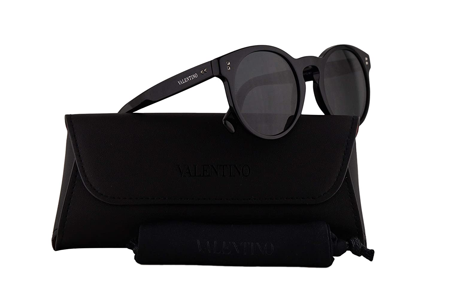 Amazon.com: Valentino VA 4009 - Gafas de sol, 1.850 in ...