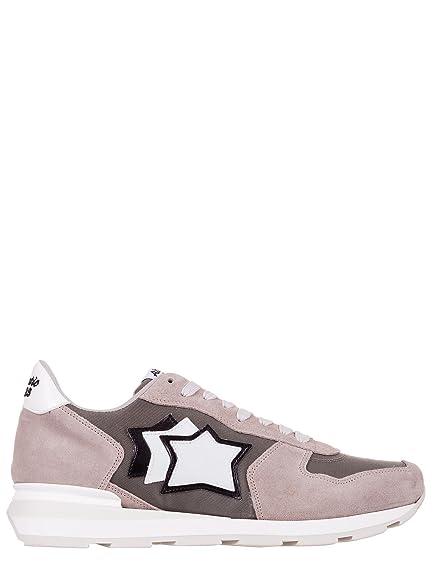 Atlantic Stars Zapatillas de Ante Para Hombre Beige Tórtola Beige Size: 41: Amazon.es: Zapatos y complementos