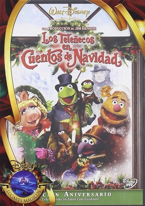 Amazon.com: Los Teleñecos En Cuentos De Navidad [Import ...