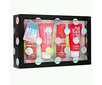 3c31755846f Victoria s Secret PINK Fragrance Best Gift Ever (Includes Warm   Cozy Body  Mist   Lotion
