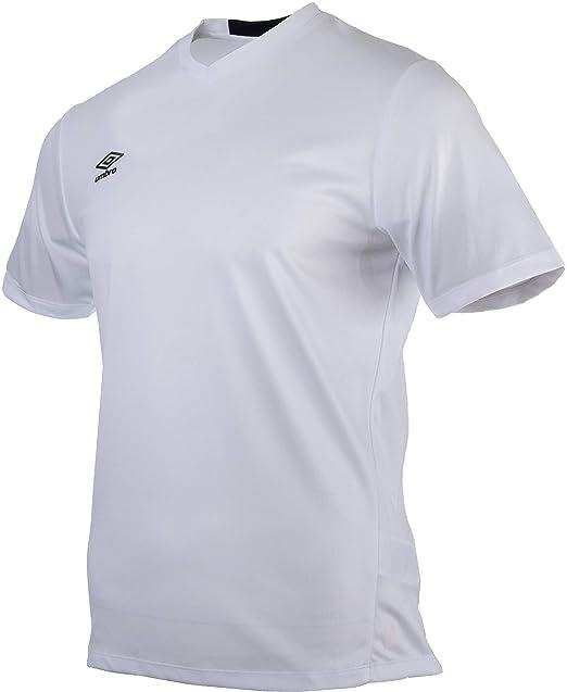 UMBRO Fw Vee Training Jersey Camiseta Deportiva, Hombre: Amazon.es ...
