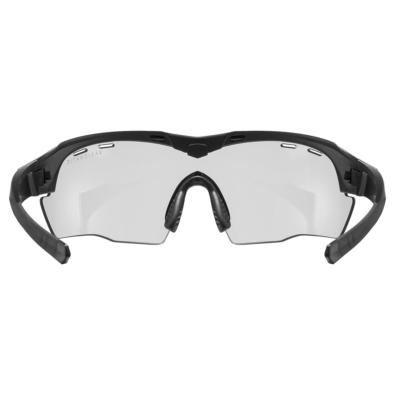 Uvex Erwachsene Sportstyle 104 Vario Sportsonnenbrille
